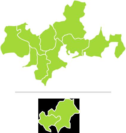 西日本エリア